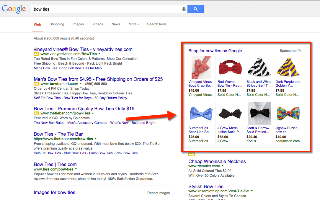 Using Keyword Data to Improve Google Shopping Campaigns